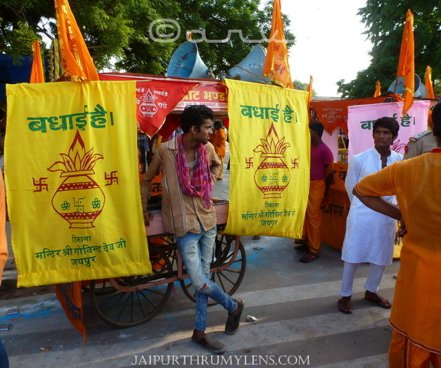 procession-of-janmasthmi-celebration-jaipur-govind-dev-ji-temple