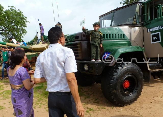 sapta-shakti-indian-army-exhibition-jaipur-independence-day