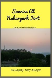 Sunrise at Nahargarh Fort Jaipur #nahargarhfortsunrise #nahargarhsunrise #jaipur #sunrise #nahargarhfort