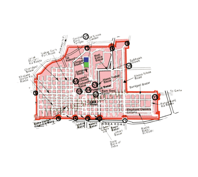 jaipur-city-layout