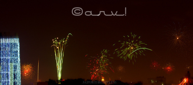 fire-cracker-in-jaipur-sky-best-diwali-celebration-in-india