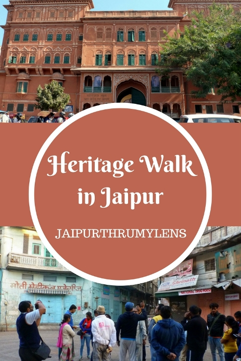 heritage walk in jaipur walking tour jaipurthrumylens