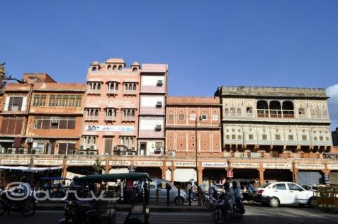 picture of johari bazaar jaipur