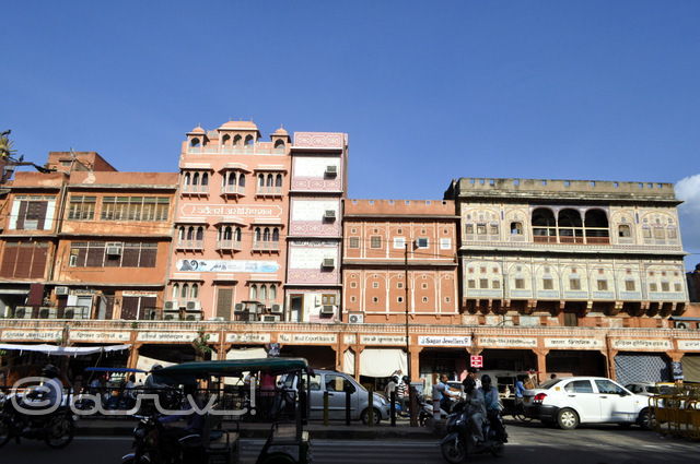 picture of johari bazaar jaipur