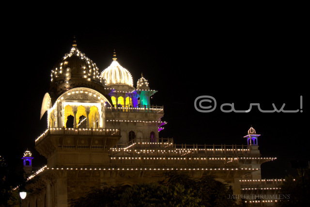 samuel-swinton-jacob-designed-albert-hall-museum-decorated-for-jaipur-diwali-celebration-jaipurthrumylens-india