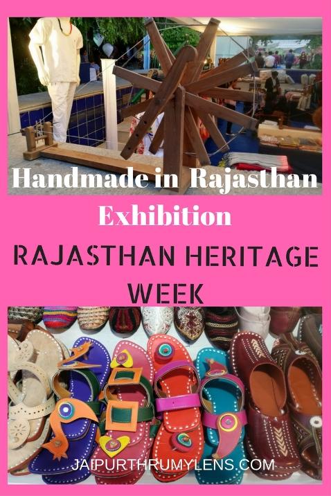 handmade rajasthan heritage week jaipur BBRusel PrasadBidapa fashion show jaipurthrumylens #handmade #khadi #fashion #style #jaipur #heritage #rajasthan