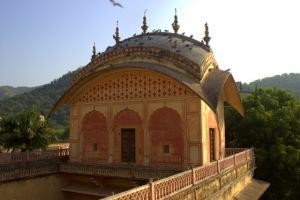 heritage-bengaldar-chhatri-jaipur-architecture-kanak-vrindavan-temple
