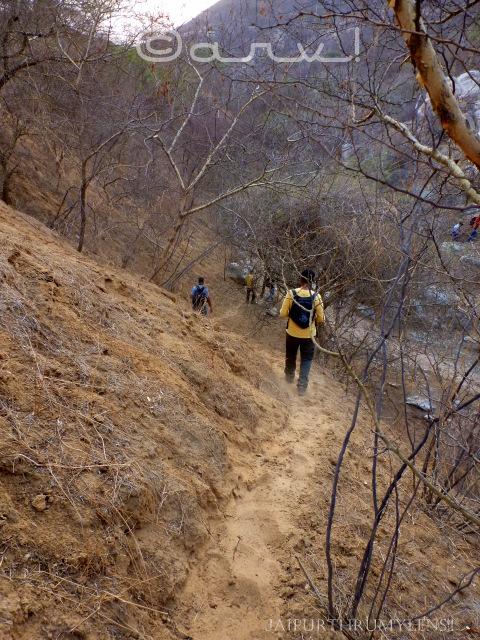 hiking-trekking-jaipur-forests