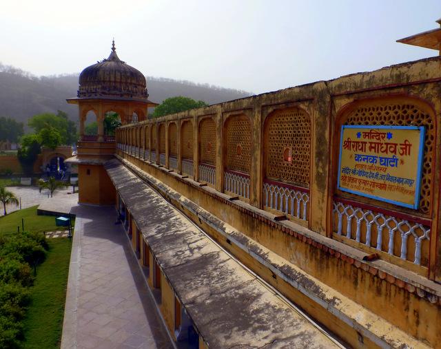kanak-vrindavan-jaipur-radha-madhav-temple-old-govind-devji-mandir