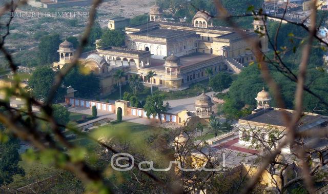 Kanak Vrindavan Garden Jaipur |Radha Madhav Temple