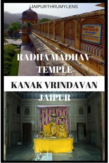 kanak-vridavan-temple-garden-jaipur-radha-madhav-mandir-kanak-ghati