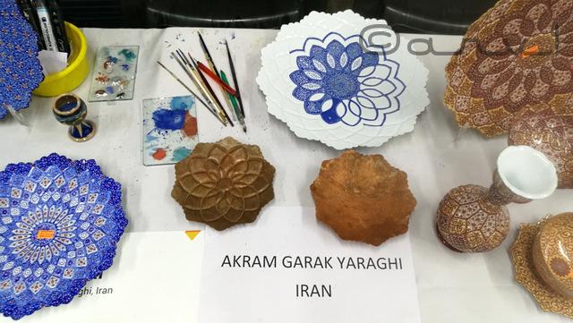live-art-demonstartion-akram-garak-yagahhi-iran-jaipur-art-summit-jaipurthrumylens