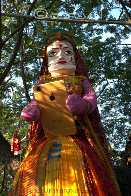 puppet-women-empowerment-by-vrinda-haldia-umakant-meena-jaipur-art-summit-jaipurthrumylens