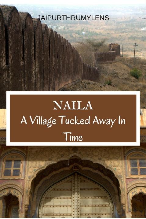 Naila Fort Nayla village Jaipur Jaipurthrumylens