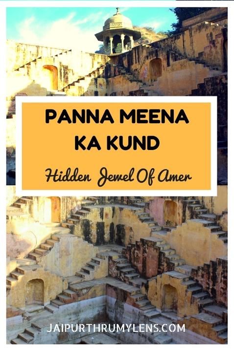 Panna Meena Ka Kund Amer Jaipur Baori #baori #stepwell #pannameenakund #jaipur