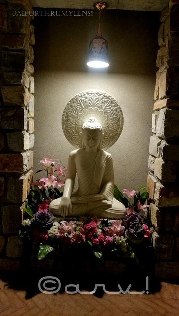 picture-lord-buddha-at-meraki-kitchen-jaipur