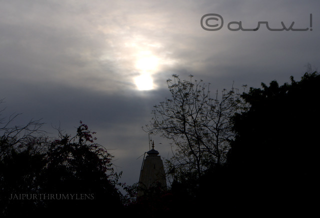 sunrise in jaipur shrouded by clouds friday skywatch jaipurthrumylens