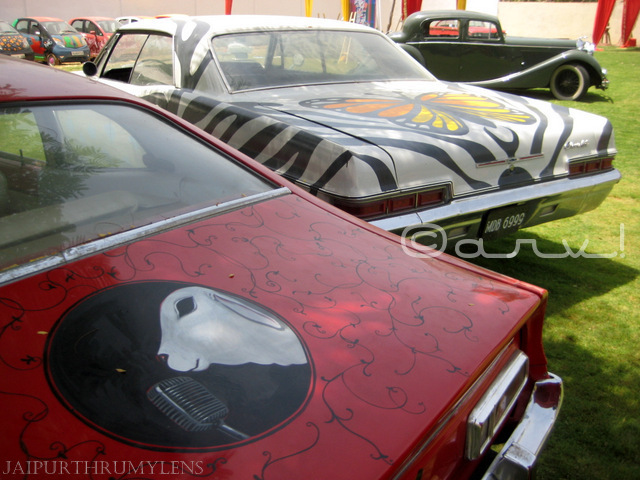 autombile art painted cars at cartist jaipur jaipurthrumylens