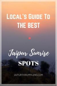 best sunrise spots in jaipur #jaipur #sunrise #travel #guide