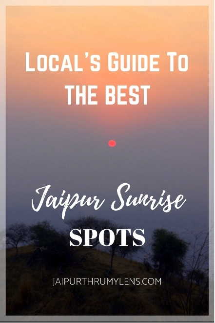 best sunrise spots in jaipur #jaipur #sunrise #travel #guide