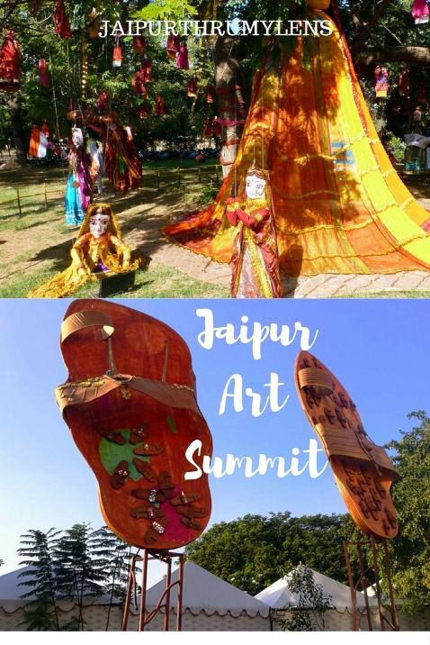 Jaipur Art Summit 2016 festival Ravindra Manch #jaipur #art #festival #artist #painting