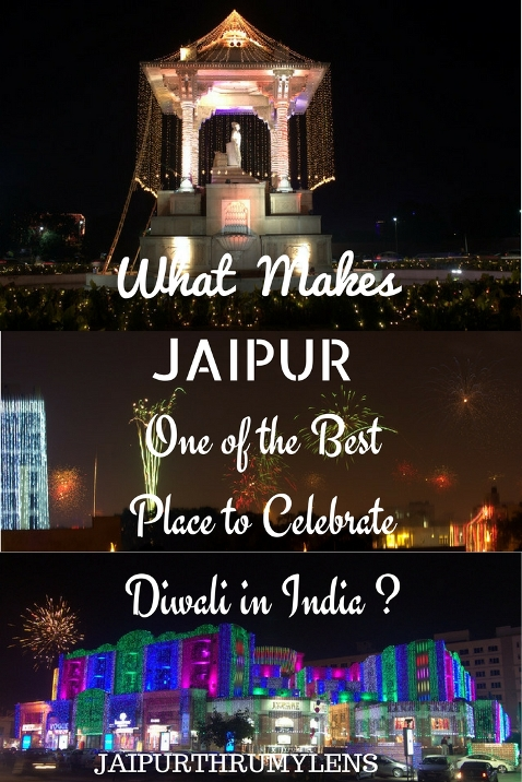What makes Jaipur best place to celebrate Diwali in India Jaipurthrumylens