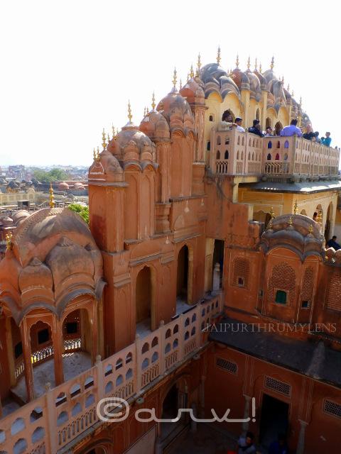 beautiful-view-hawa-mahal-back-side-chhatri-jharokha-sawai-pratap-singh-jaipurthrumylens