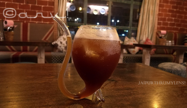 coffee-tonic-cold-coffee-the-feast-cafe-maviya-nagar-jaipur-review