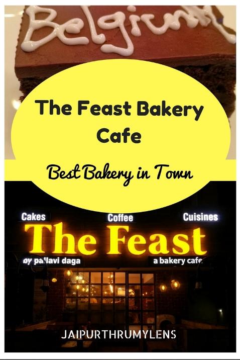 The Feast Bakery Cafe Jaipur Pallavi Daga Jaipurthrumylens #thefeastbakery #thefeastjaipur