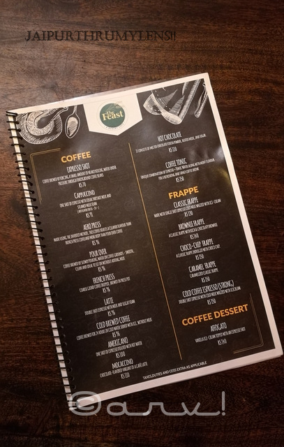 the-feast-cafe-bakery-jaipur-malviya-nagar-menu-card