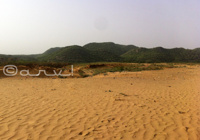 trekking-in-kishan-bagh-jaipur-vidhyadhar-nagar