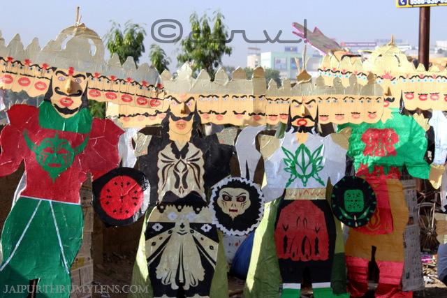 dashanand-ravana-picture-effigy-jaipur-mansarover
