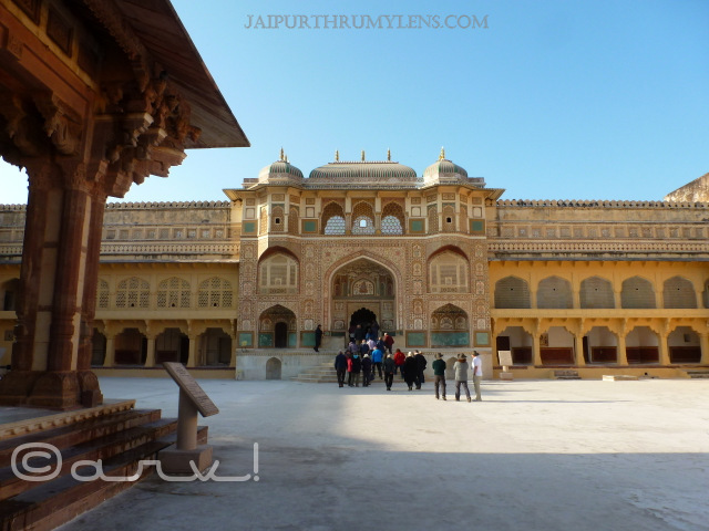 Amer Fort: The Only Guide You Will Ever Need