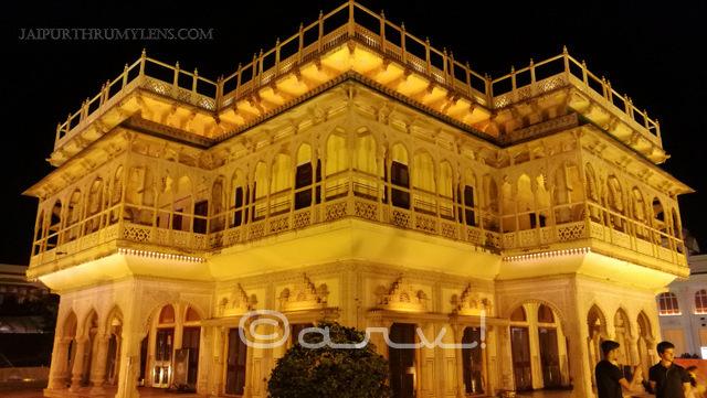 mubarak-mahal-city-palace-museum-jaipur-by-nite