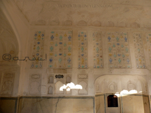 mughal-influence-in-rajput-achitecture-jahangir-sukh-mahal-amer-fort