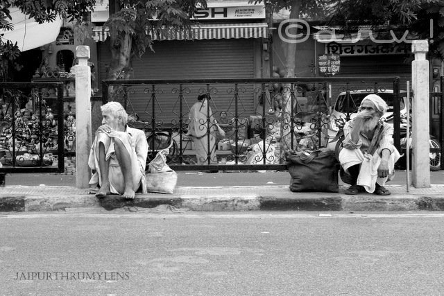 beggars-in-jaipur-street