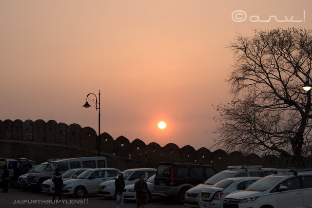 best-sunset-in-jaipur-point-nahargarh-fort