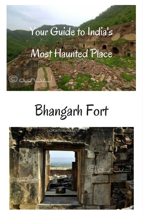 Most haunted place in India Bhangarh Fort rajasthan