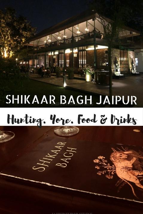 Shikaar Bagh Jaipur at Narain Niwas Hotel Jaipurthrumylens #shikaarbagh #shikarbagh #jaipur #food #drinks #restaurant