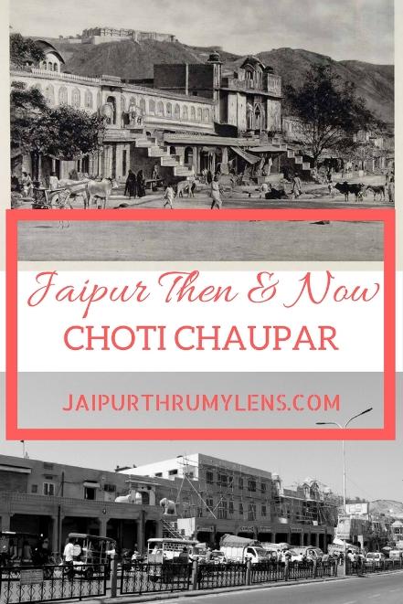 choti-chaupar-amber-chowk-gangori-bazar-jaipur-then-now