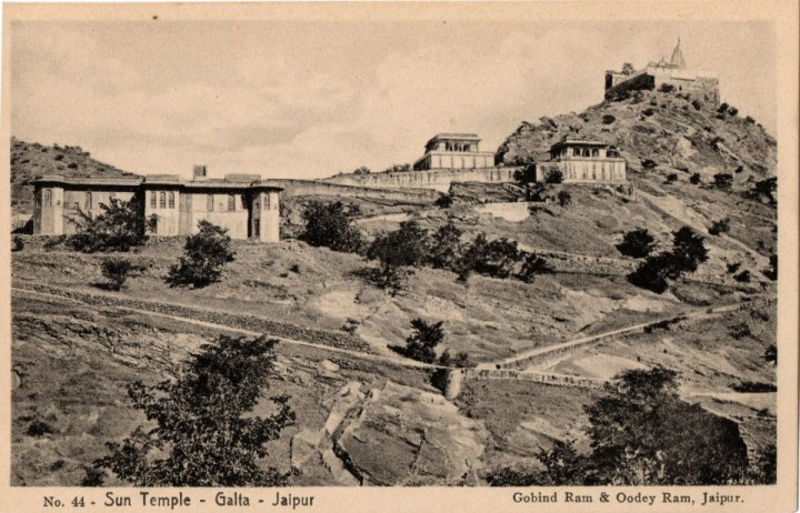 jaipur-old-photo-galta-sun-temple-gobindram-oodeyram