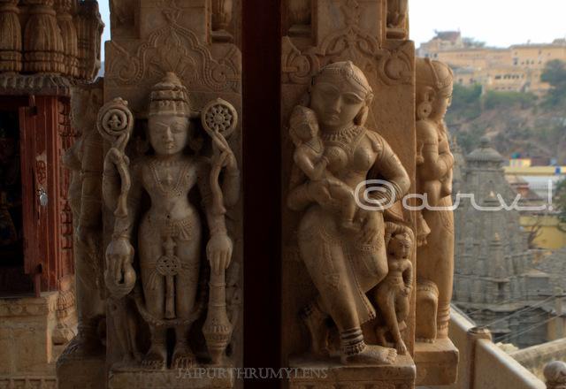 jagat-shiromani-temple-jaipur-idols-hindu-goddess-indian-mythology