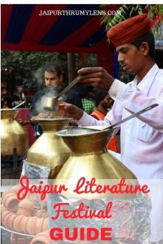jaipur literature festival guide