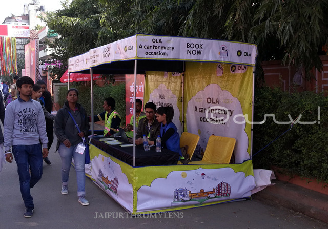 ola-cab-jaipur-literature-festival-venue-photo-taxi-booking-booth