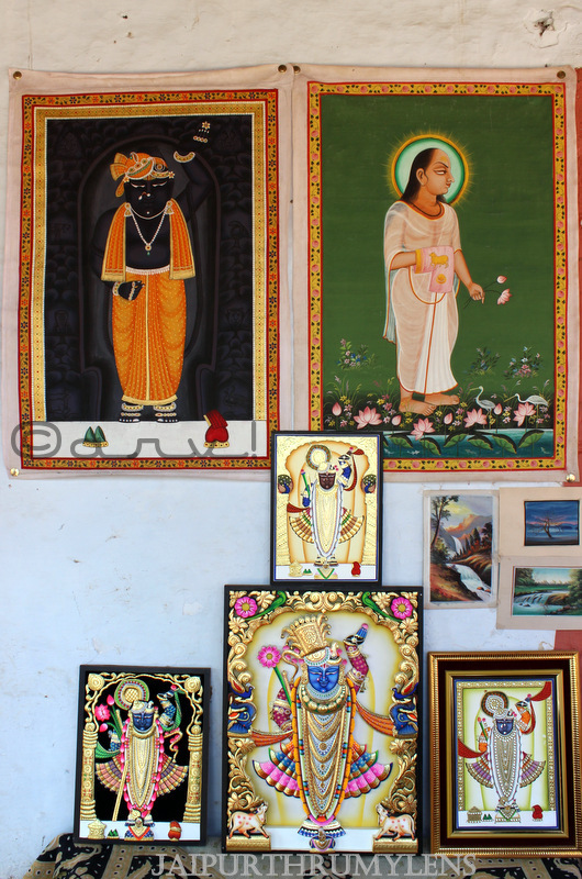 pichhwai paintings technique artwork from nathdwara rajasthan