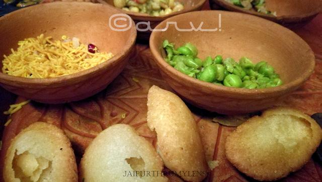 photo golgappa platter farzi cafe jaipur zomato menu