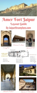 Amer Fort Jaipur Travel Guide Map