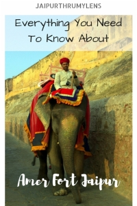 Everything-You-Need-to-know-about-Amer-Fort-guide #travel #guide #Amer #tourism #elephant #jaipur #heritage #history