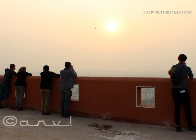 jaipur-sunset-point-temple-photo