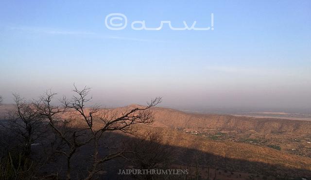 aravali-range-harsh-parvat-harshnath-mandir-rajasthan